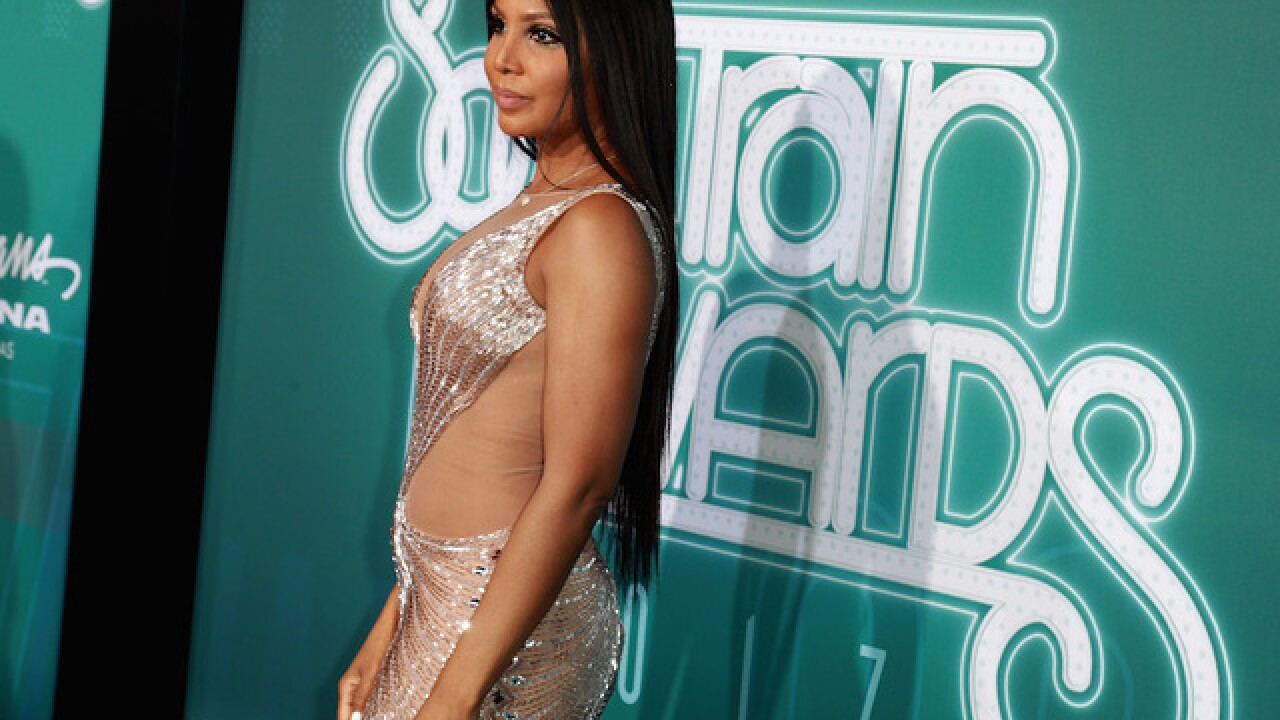 Toni Braxton: 'I'm engaged'