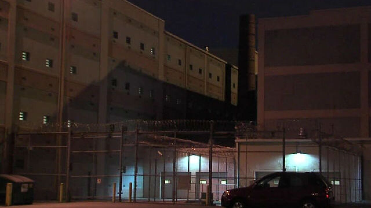 Inmate at Marion County Jail II hospitalized as precaution