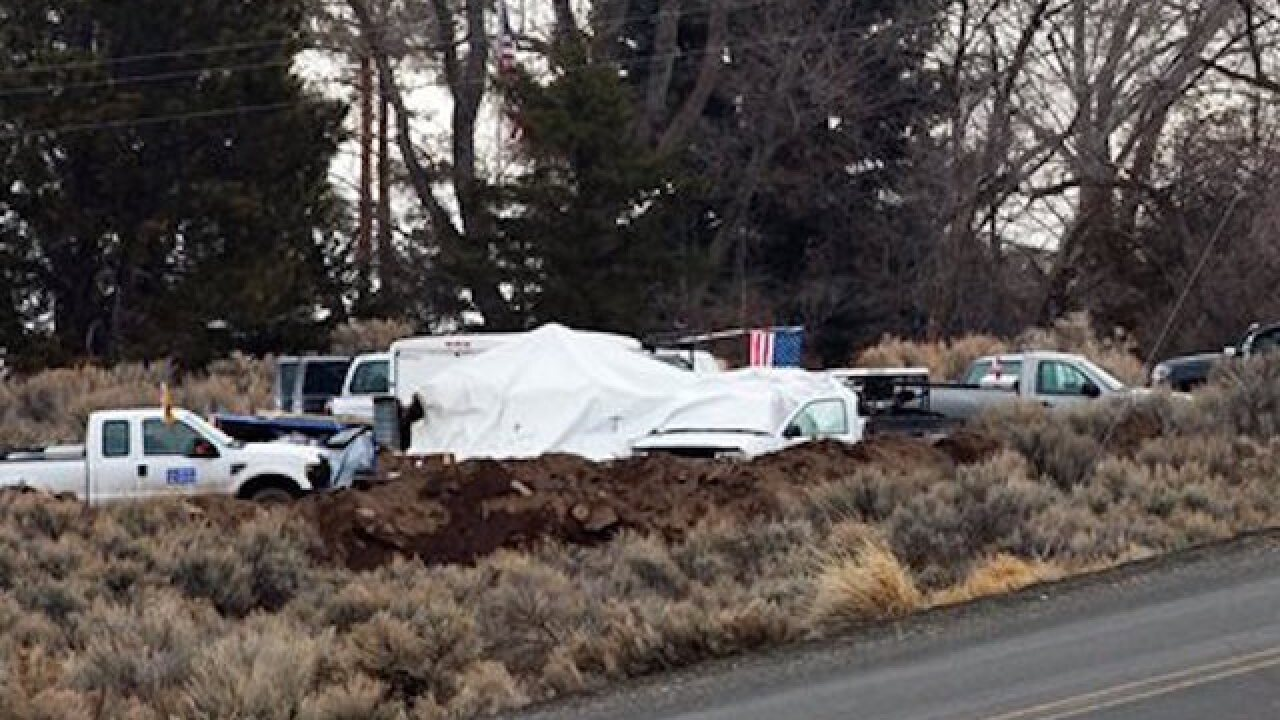 Feds find explosives, guns at Oregon preserve