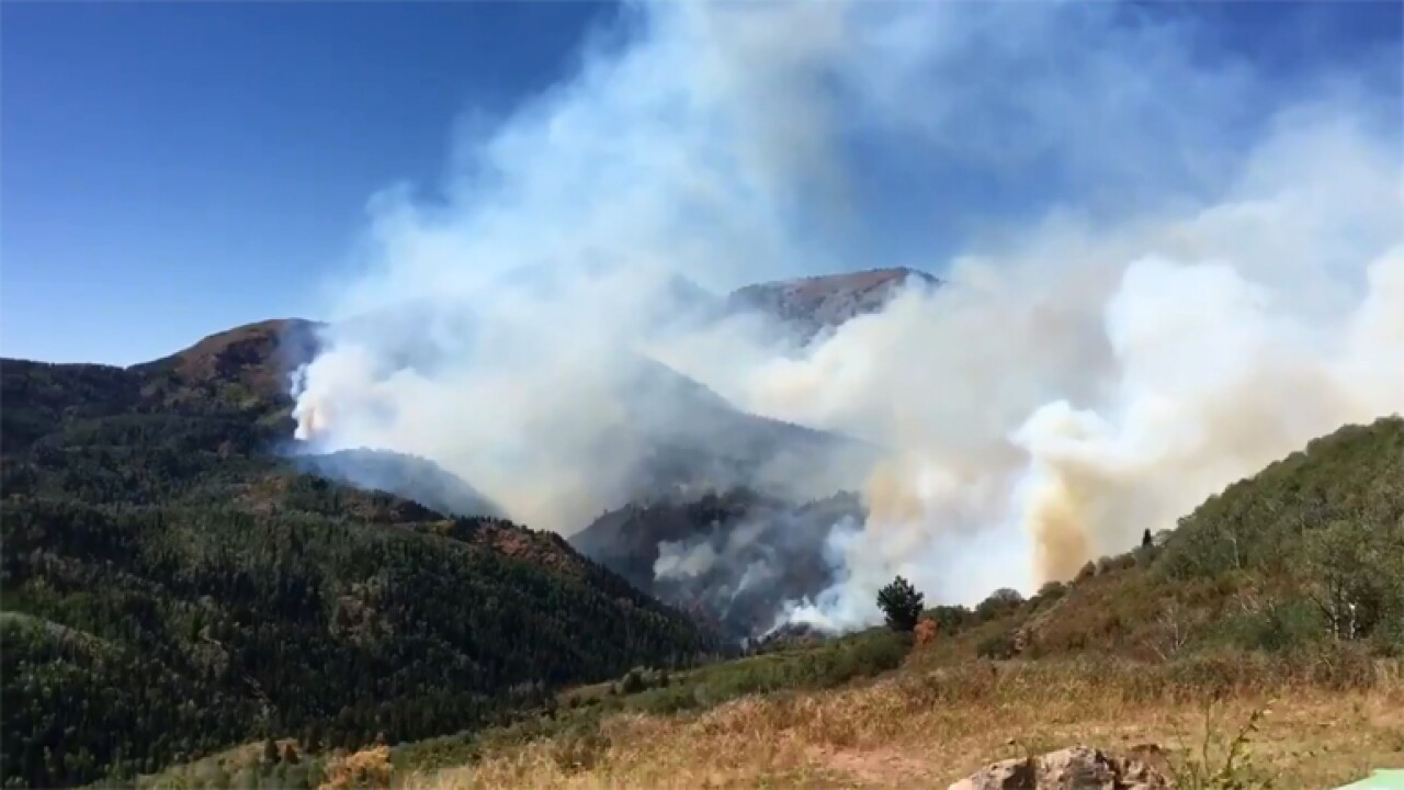 Crews continue to contain Bald Mountain, Pole Creek fires; officials say the end is in sight