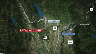 Driver dies after rear-ending school bus in the Flathead