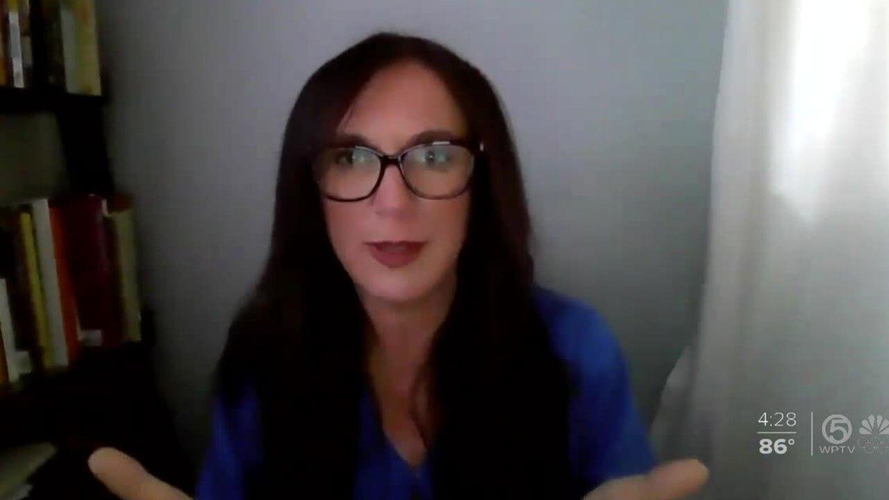 Laura Kallus, CEO of the Caridad Center