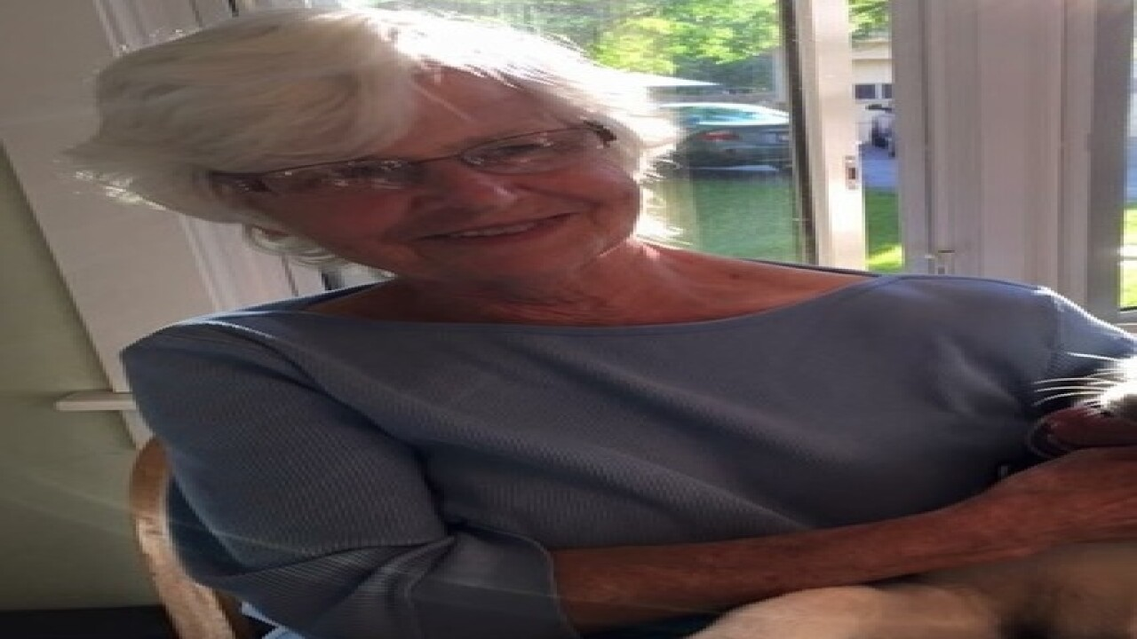 Police find missing woman with Alzheimer's in NF