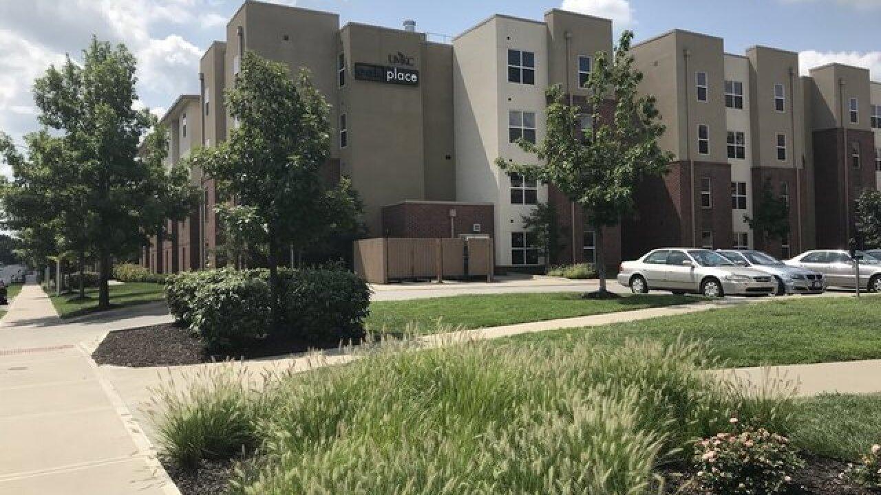 UMKC still working to fix shuttered apartments
