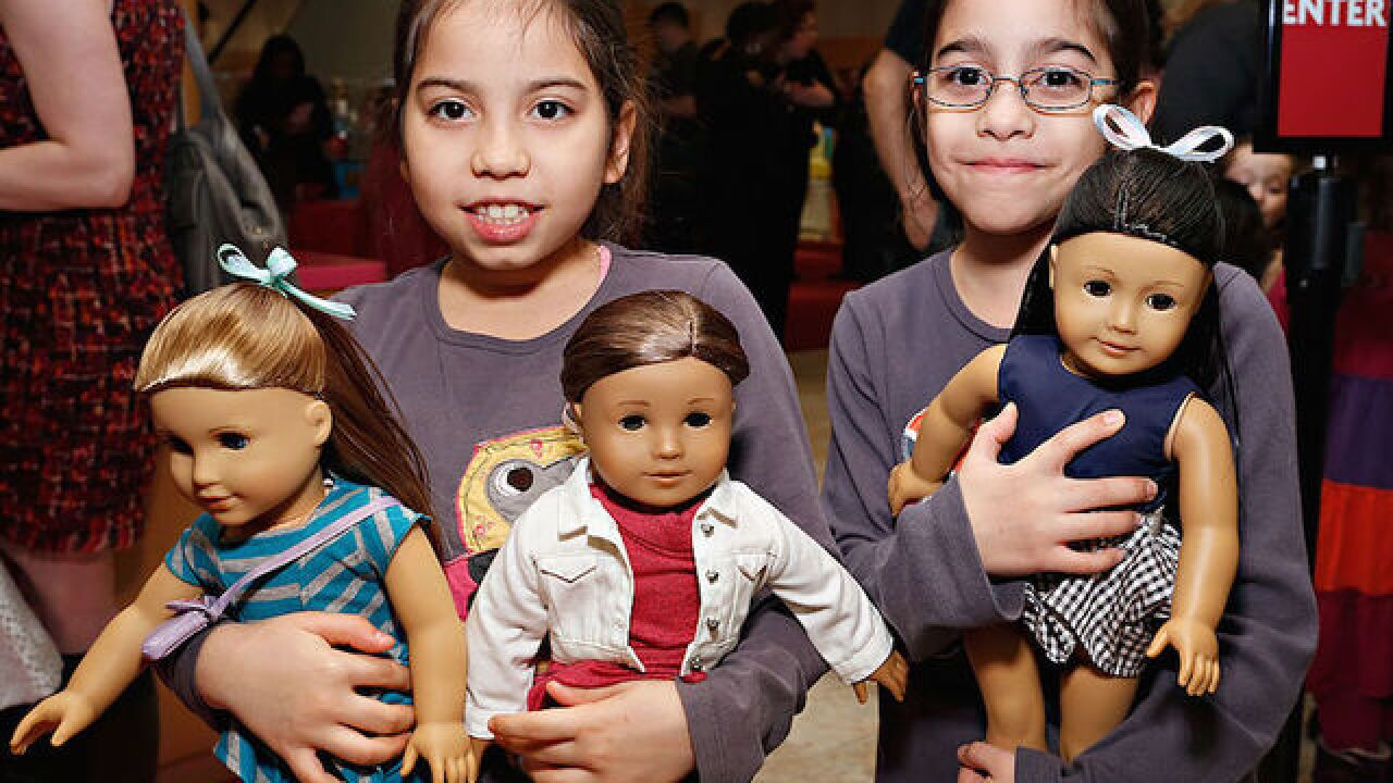 Amazon to bring American Girl dolls to TV