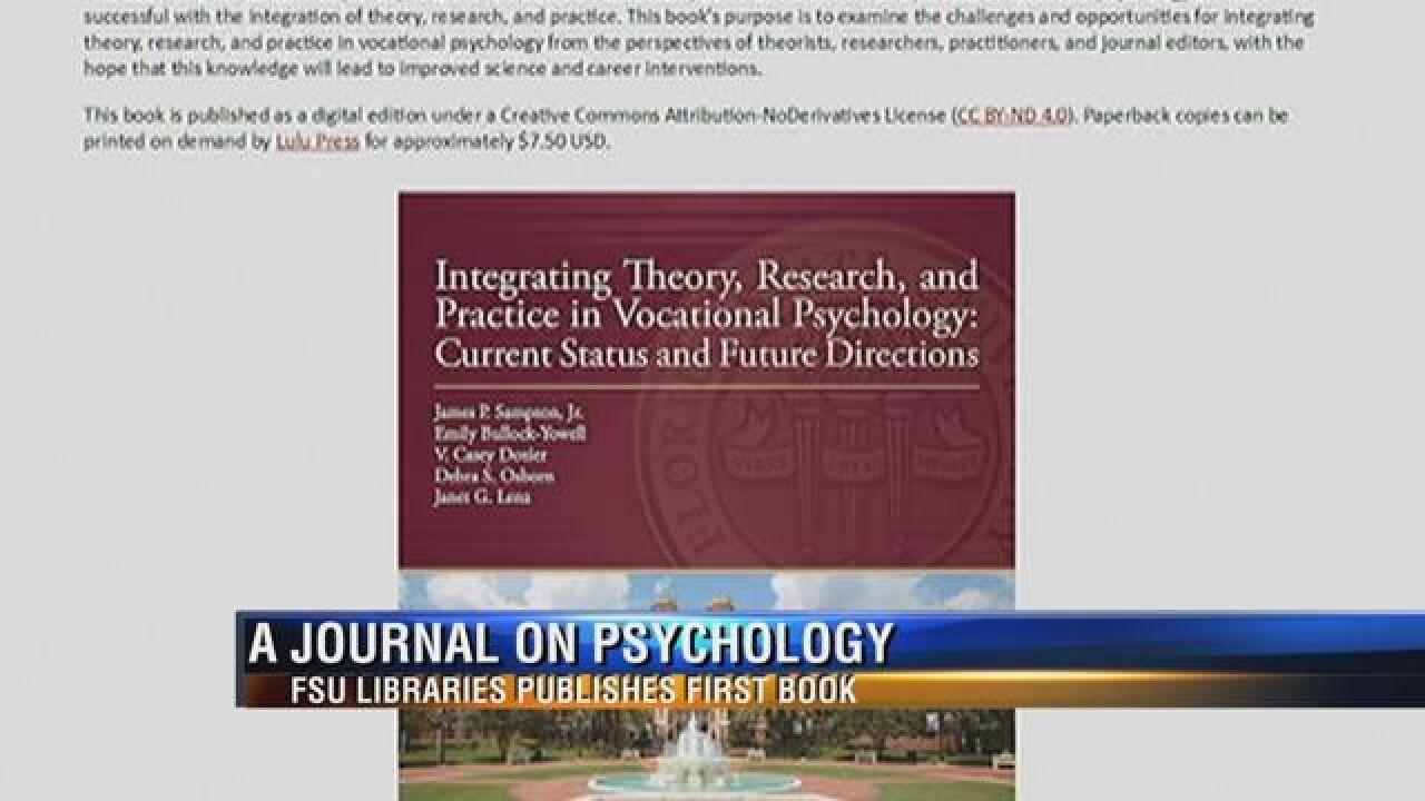 FSU Libraries Publishes First Ever Digital Publication