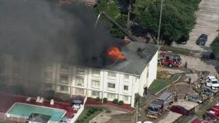Houston Motel fire