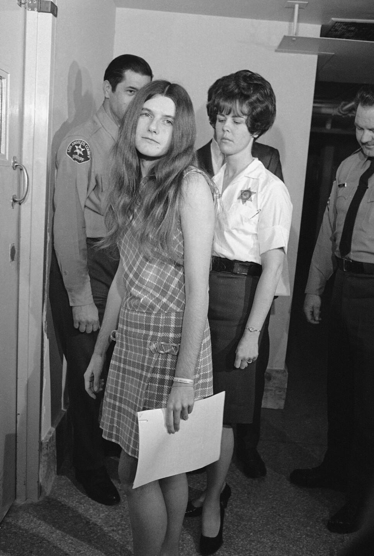 Patricia Krenwinkel Manson Family 1970