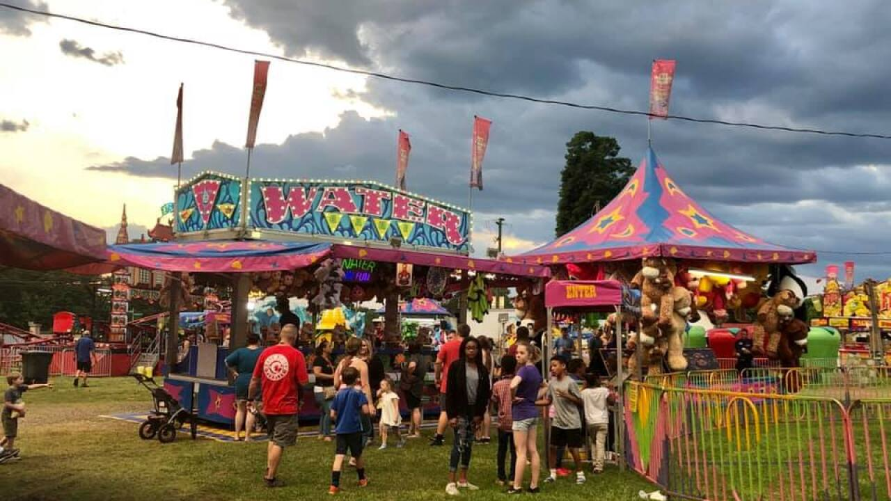 After over a century, Powhatan County Fair goes back to its roots