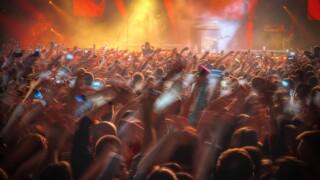Heavy metal festival