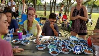Salsa Fest for Triumph Over Kid Cancer is brainchild of a child