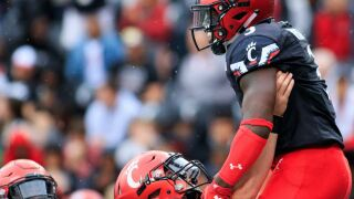 These Cincinnati Bearcats never give up on themselves, even down 21-0