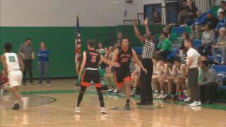 Lewis-Palmer basketball upsets Doherty on the road