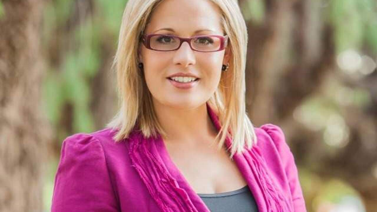 Arizona Democrat Kyrsten Sinema takes a different path in Senate race