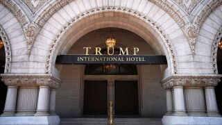 Trump DC hotel sales pitch boasts of millions to be made from foreign governments