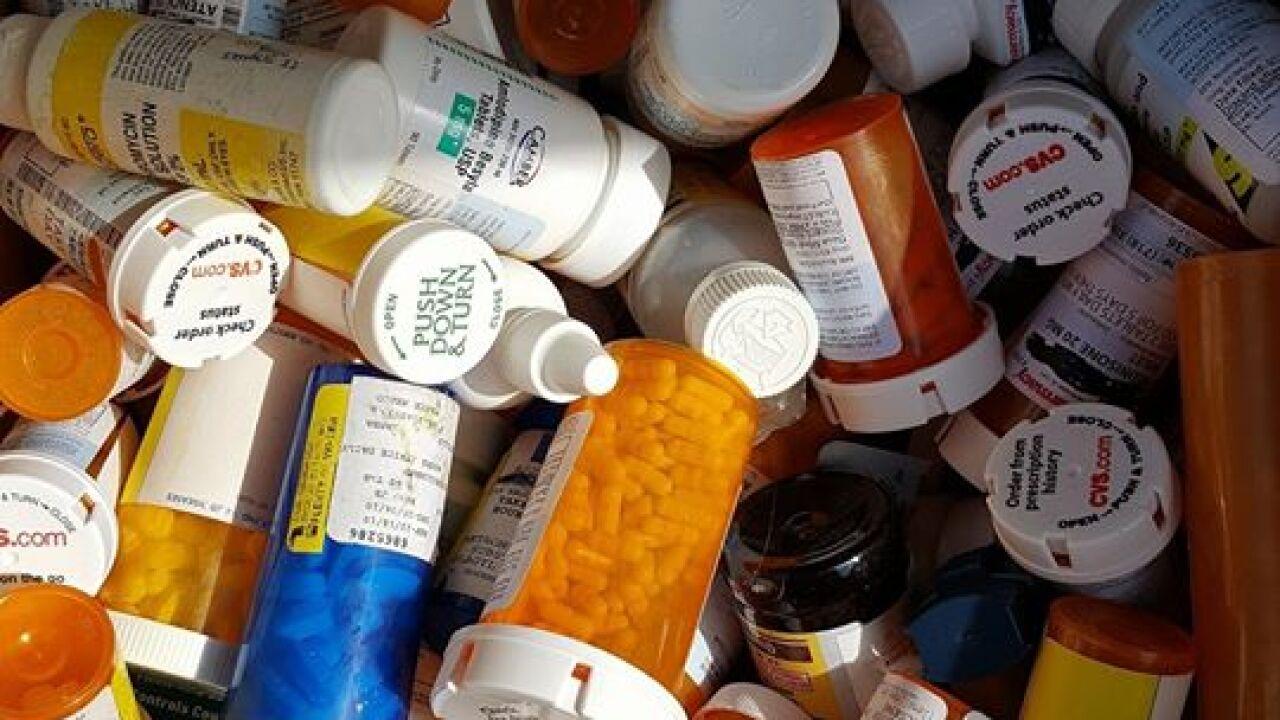 Prescription drugs can be harmful waste
