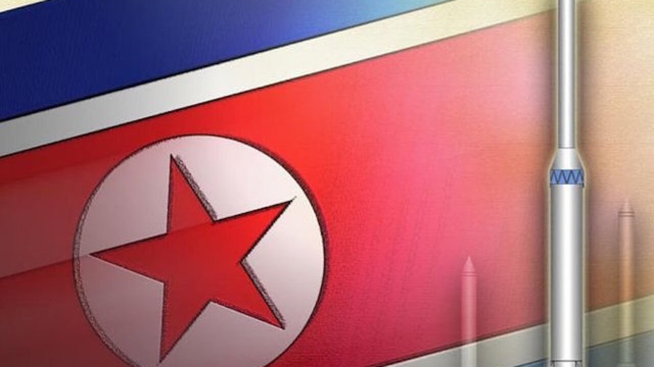 North Korean hackers 'steal US-South Korea war plans'