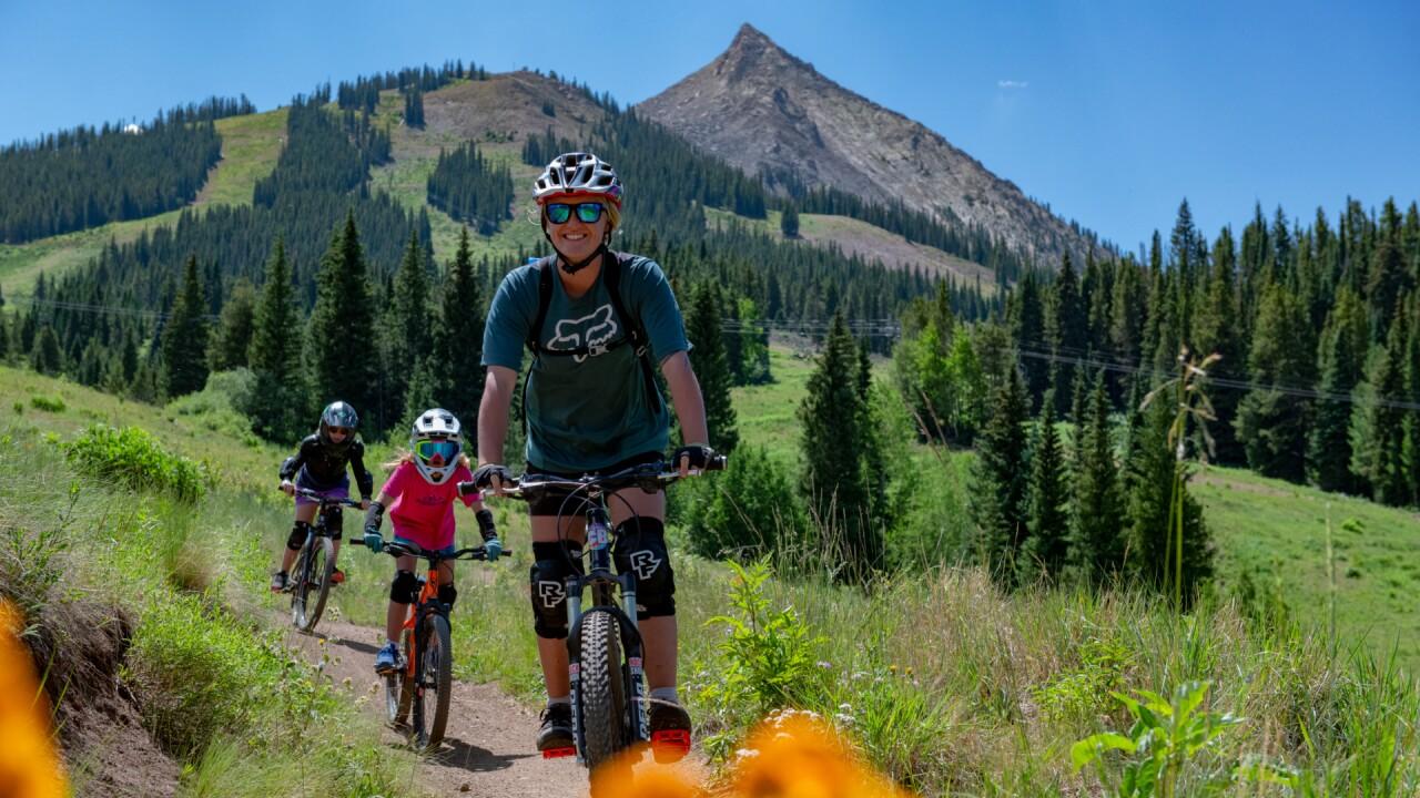 Crested Butte Mountain Biking Summer Operations