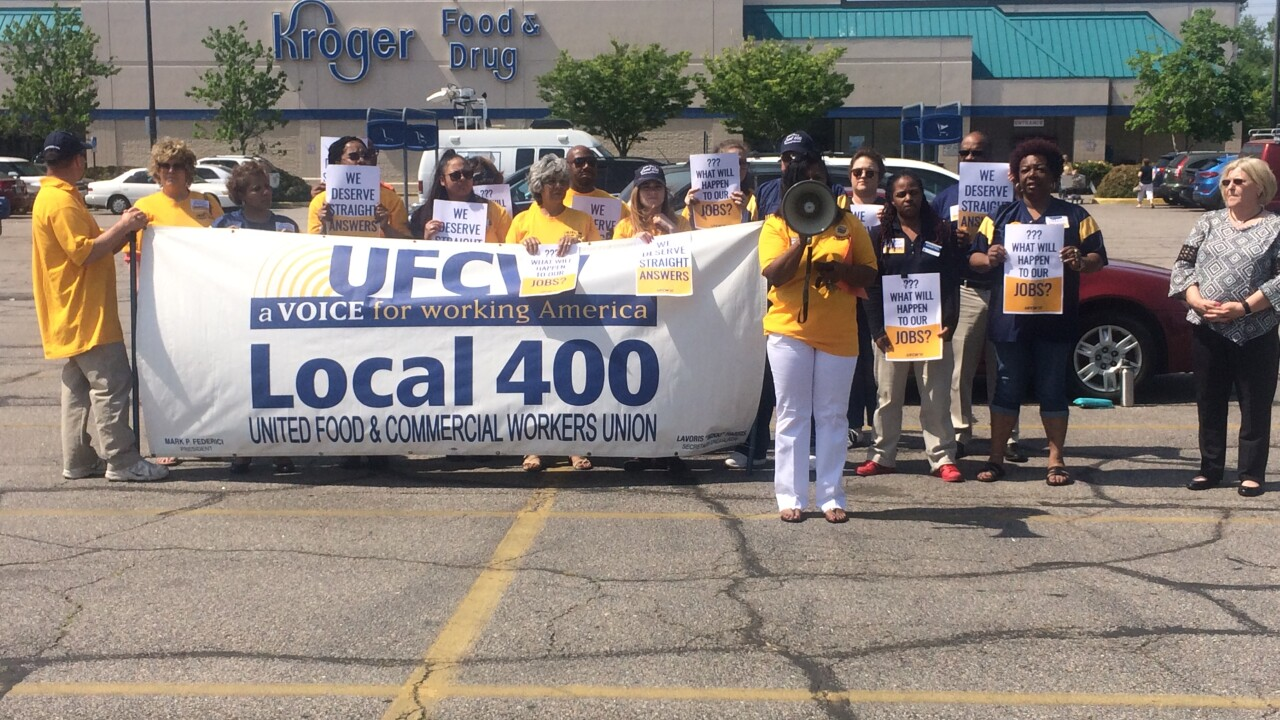 Norfolk Kroger employees demand answers after Farm Fresh purchase
