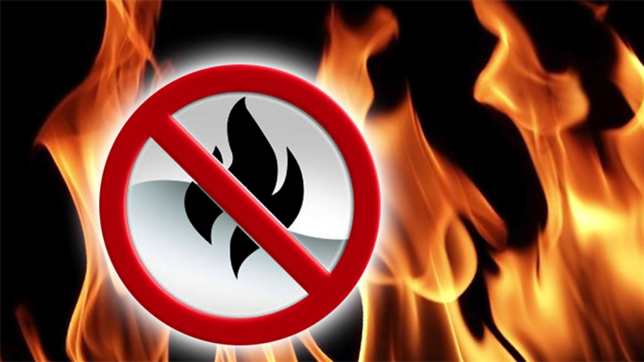 Some CTX counties under burn ban