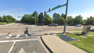 Alpine Street and E 17th Avenue in Longmont