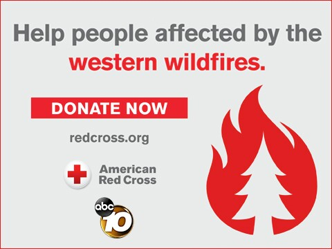 Western Wildfires Relief - DONATE NOW