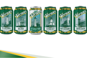 limited edition Vernors cans