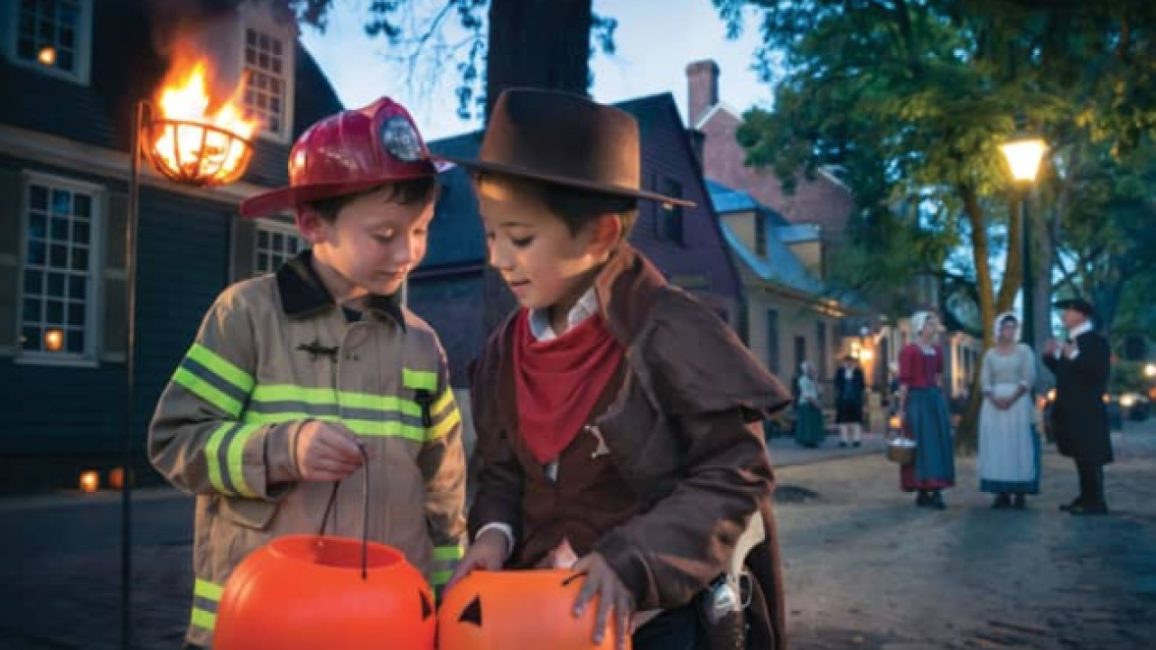 """Haunting on Duke of Gloucester Street"" returns to Colonial Williamsburg"
