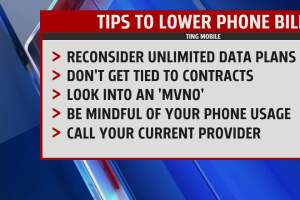 Tips to lower phone bill