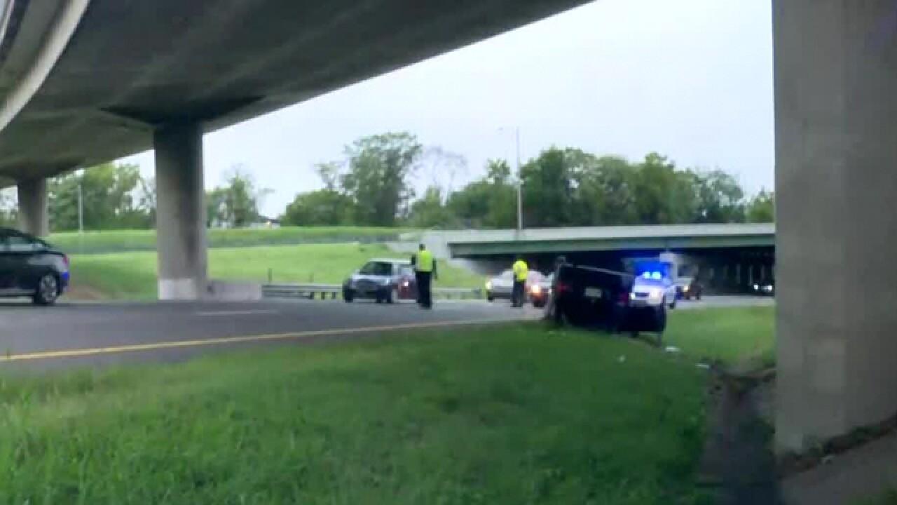 Driver Critically Hurt In Nashville Crash On I-65
