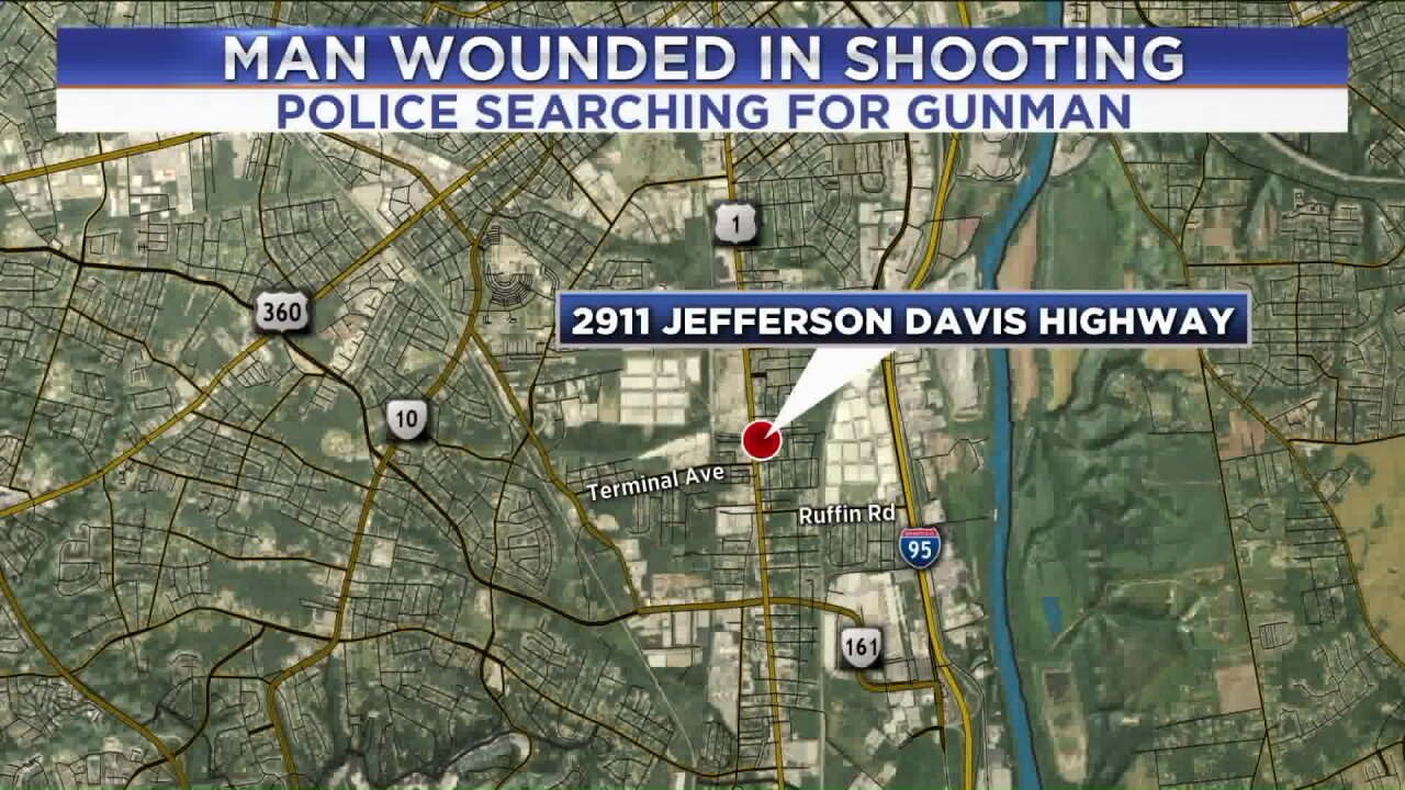 2 men wanted in Southside shooting that left man wounded