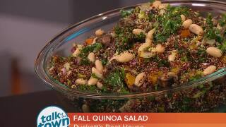 Puckett Boat House's Fall Quinoa Salad