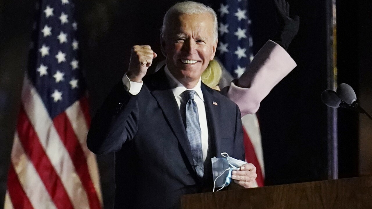 Biden breaks Obama's 2008 record with more than 70 million votes received