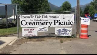 Stevensville Creamery Picnic