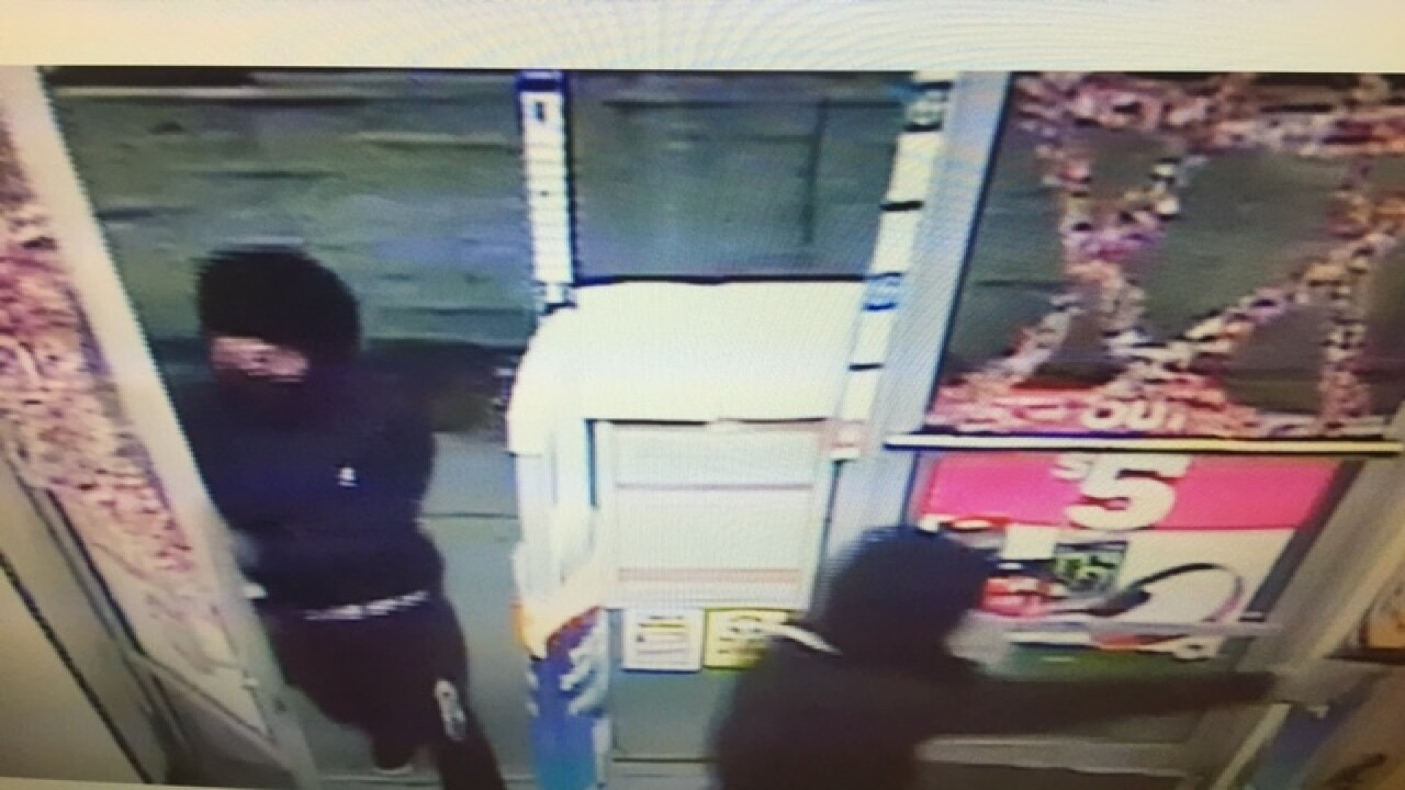 VIDEO shows suspect in pizza shop murder