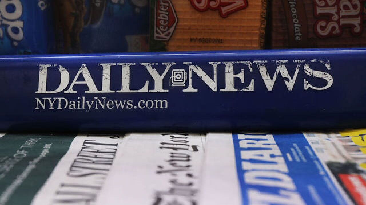 Tronc will make cuts at other papers after NYDN layoffs