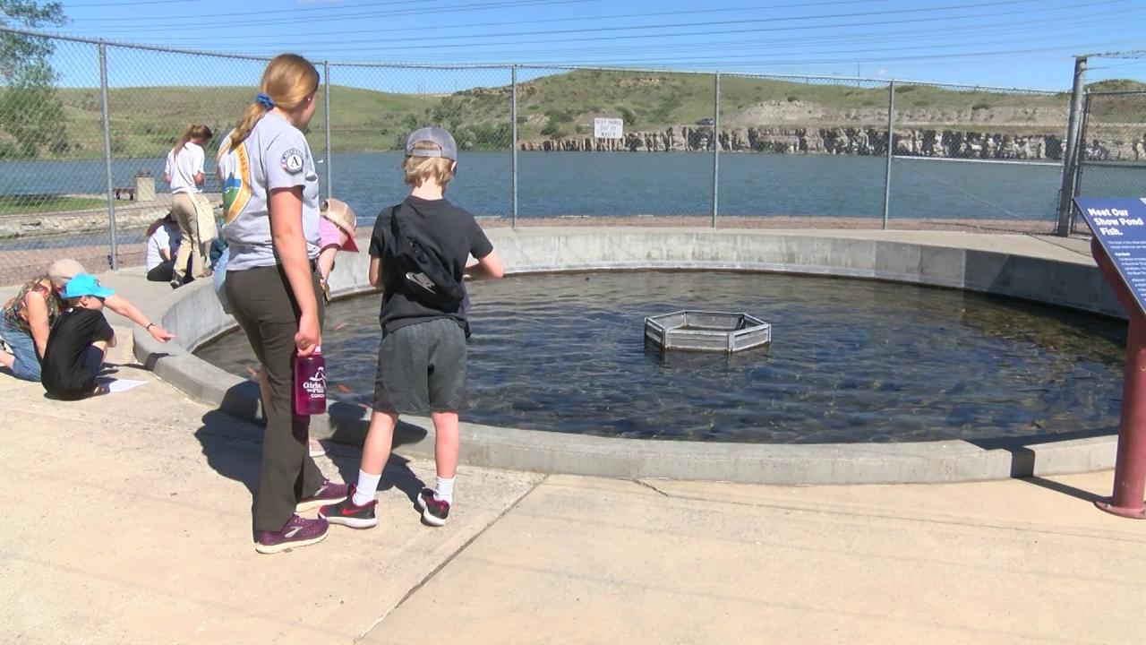 Summer Junior Ranger Program kicks off in Great Falls