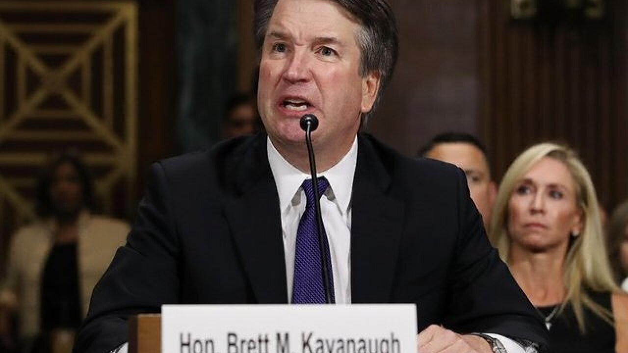 American Bar Association: Delay Kavanaugh until FBI investigates assault allegations