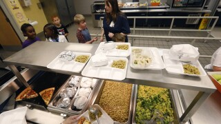 Half a million students would lose free school lunches under food stamp rule changes, USDA says
