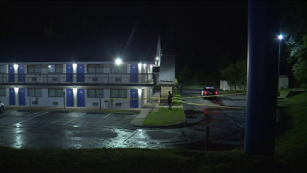 Man wanted for attempted murder after Richmond motel shooting