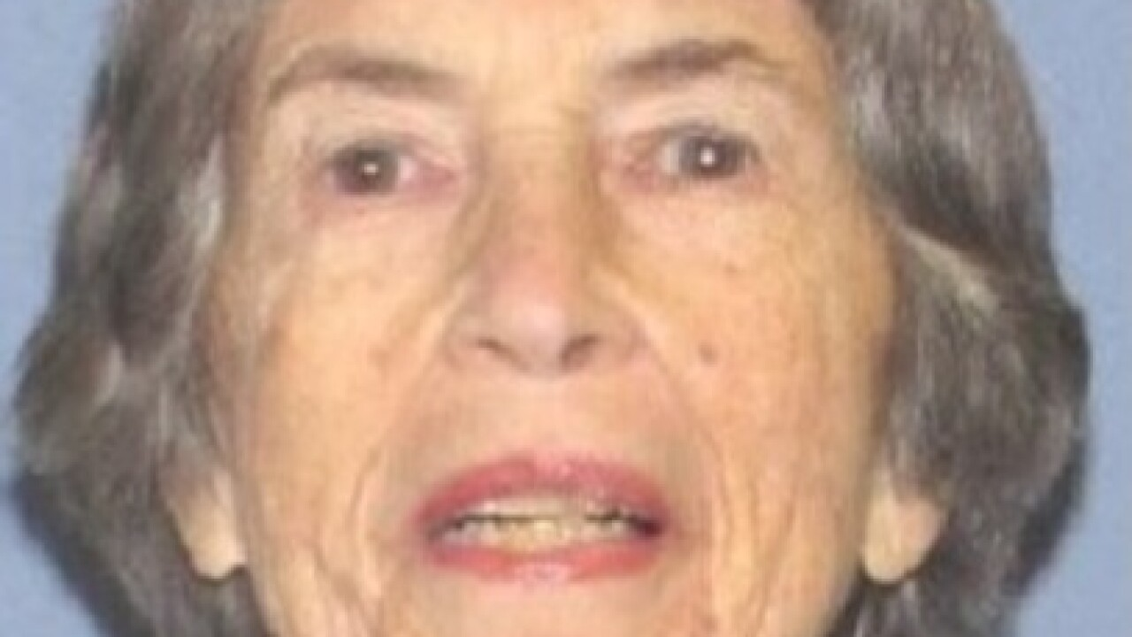 Olmsted Township police locate woman with Alzheimer's