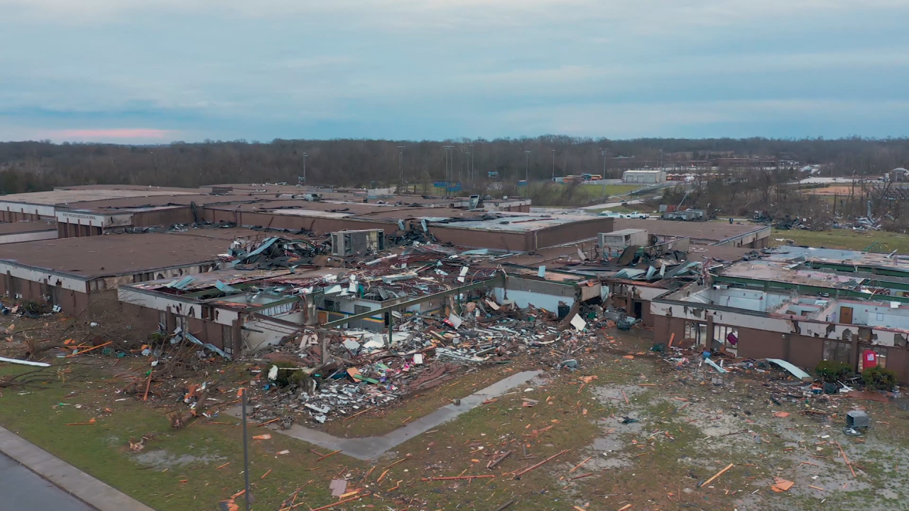 Wilson County Releases Plan For Schools Damaged In Tornado