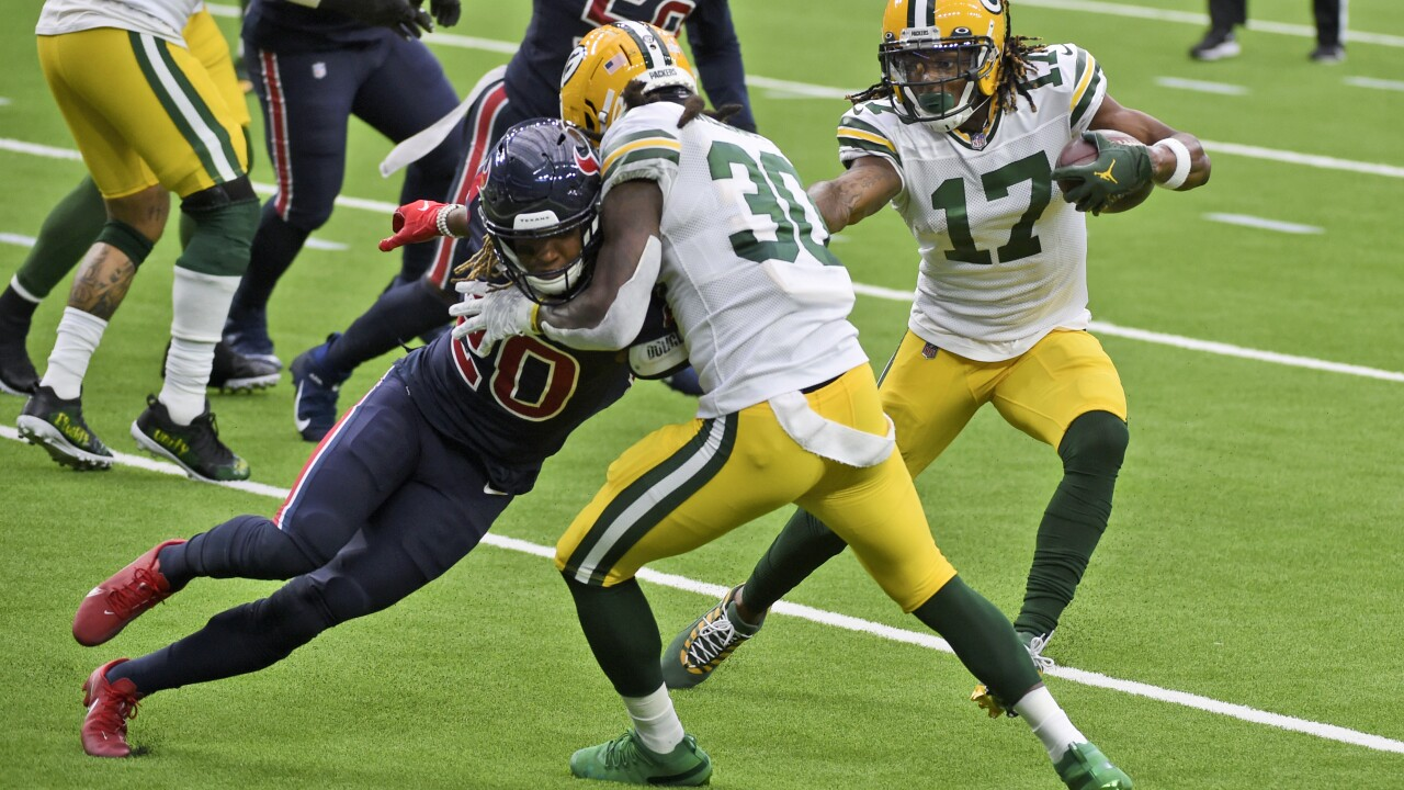 Packers Texans Football