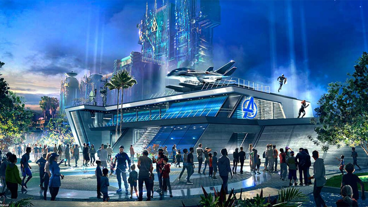 Avengers Campus to debut at Disney California Adventure Park in Summer 2020