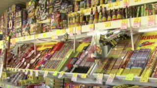 A reminder: fireworks are illegal inside Corpus Christi city limits