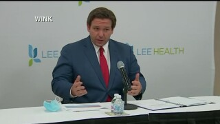 Mandating masks statewide would 'backfire,' Florida Gov. Ron DeSantis says