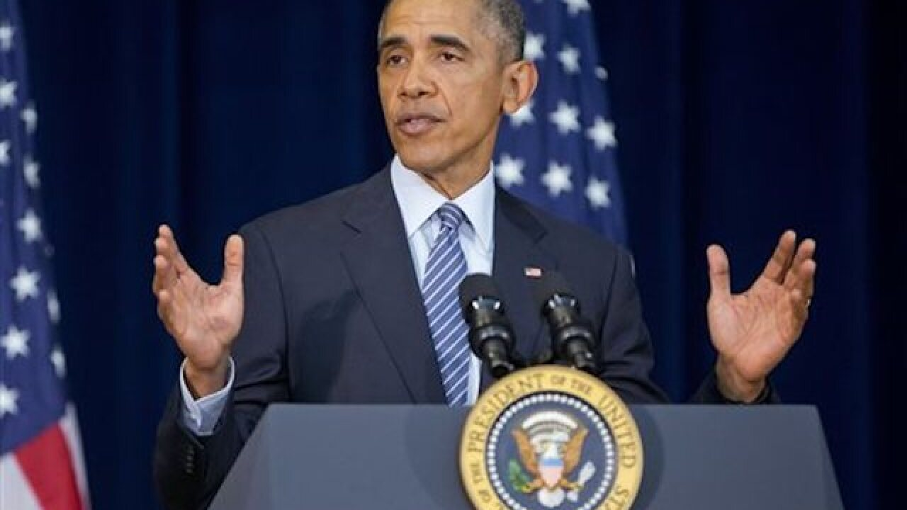 Obama pledges US will go after Islamic State