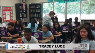 Excellence in Education – TraceyLuce