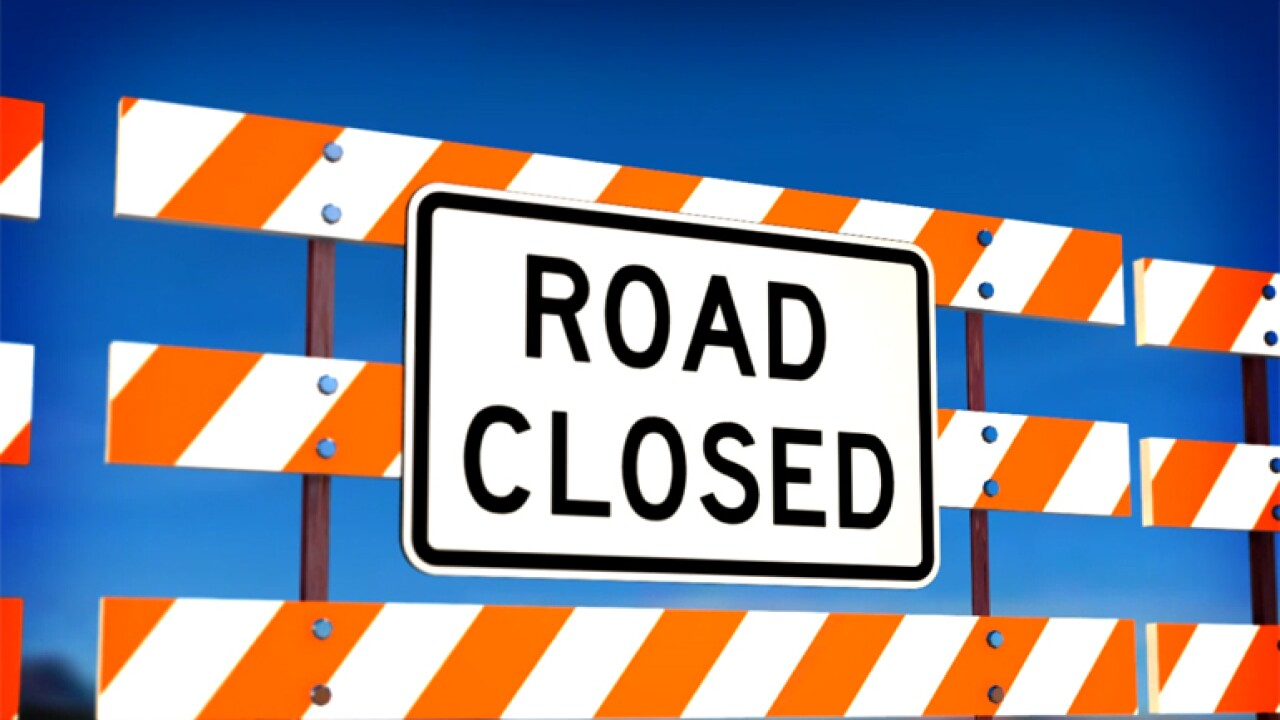 Ramp from Salt Lake City Airport to eastbound I-80 to close throughJuly