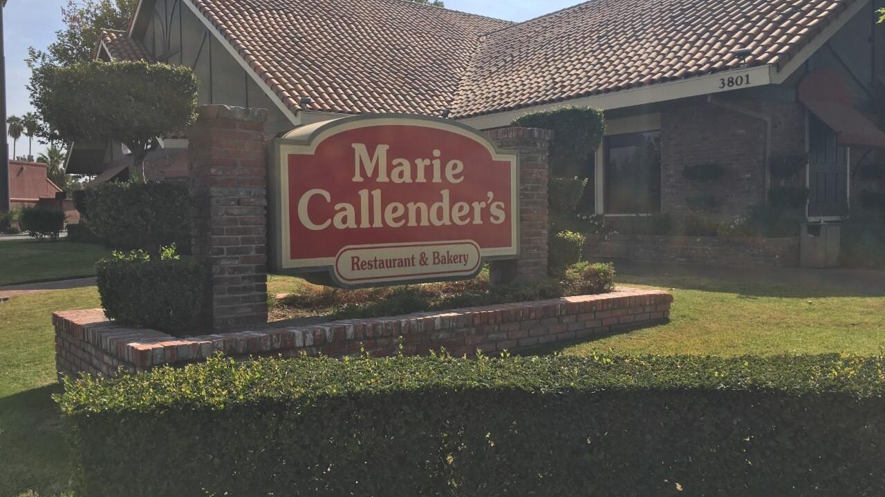 Marie Callender's Restaurant and Bakery, California Avenue